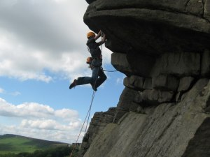 Climber_at_Stanage_Edge_-_geograph.org.uk_-_578912