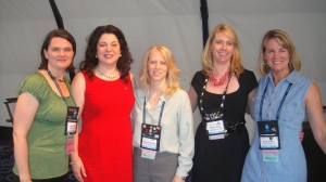 Golden Heart (R) finalists in Romantic Suspense in NYC